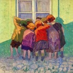 Curious Children, 1928