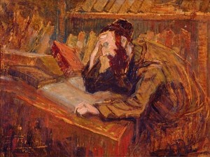 The Reader, no date